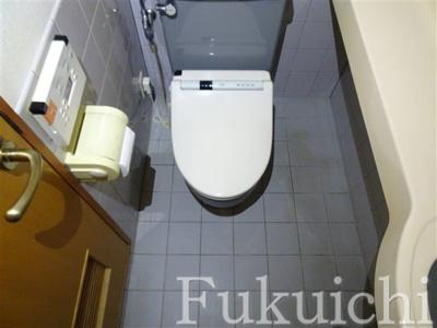 【トイレ】柿の木坂アネックス