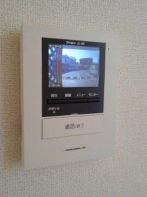 【セキュリティ】メイプルハウス Ⅱ