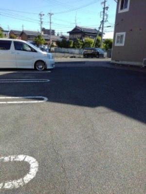 【駐車場】メイプルハウス Ⅱ
