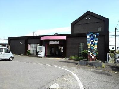 阿倉川駅まで1500m