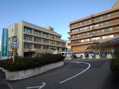 羽津医療センターまで1100m