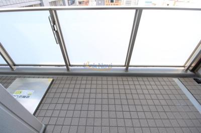 【バルコニー】ノルデンハイム江坂アネックス