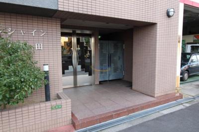 【エントランス】サンシャイン西梅田