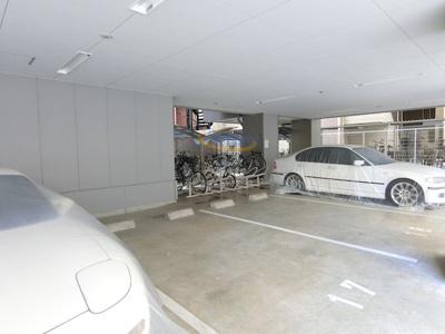 【駐車場】ノルデンハイム江坂II