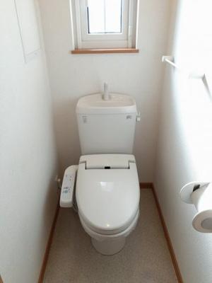 【トイレ】プラテリーアA