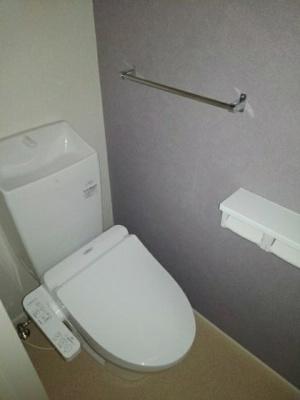 【トイレ】エトワールメゾン