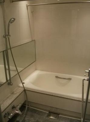 【浴室】シティタワー麻布十番