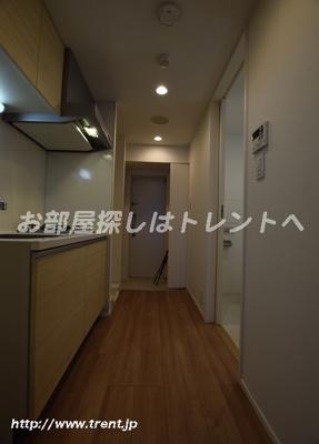 【玄関】プラウドフラット八丁堀