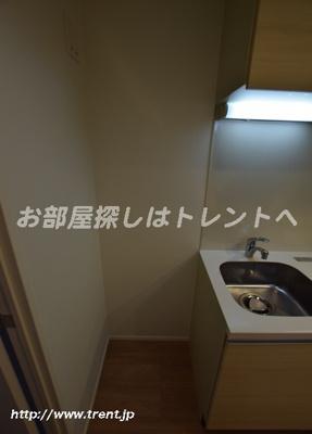 【キッチン】プラウドフラット八丁堀