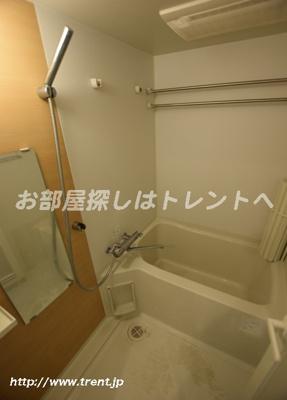 【浴室】プラウドフラット八丁堀