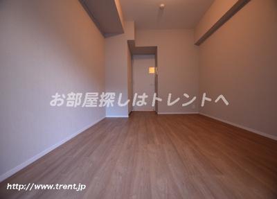 【居間・リビング】プラウドフラット八丁堀