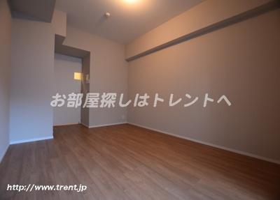 【寝室】プラウドフラット八丁堀