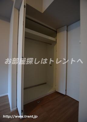 【収納】プラウドフラット八丁堀