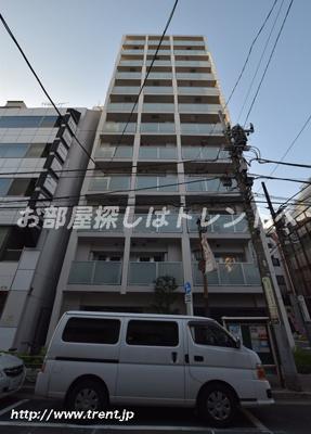 【外観】プラウドフラット八丁堀