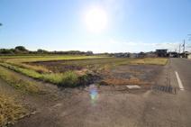 川越市萱沼 建築条件なし売地 首都『与野IC』約7.3kmの画像