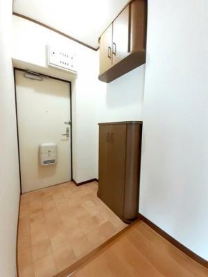 【玄関】ファニータウン池内Ⅱ