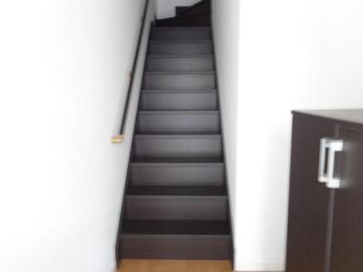 室内専用階段