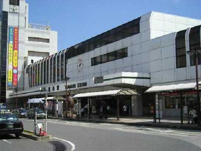 熊谷駅(JR 高崎線)まで833m