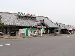岡部道の駅まで1800m