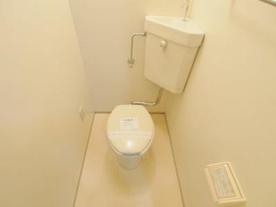 【トイレ】シャローム村岡