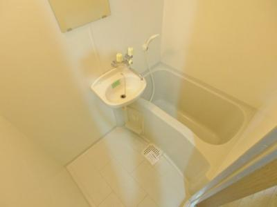 【浴室】シャローム村岡