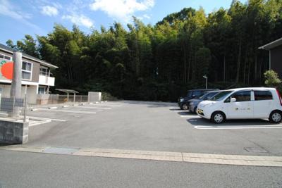 【駐車場】かぐや姫パーク