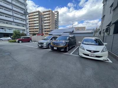 【駐車場】アドバンス新大阪ウエストゲート