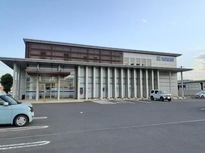 筑波銀行まで1050m