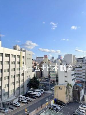 【展望】朝日上野マンション
