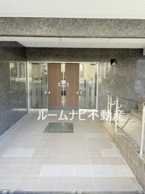 【エントランス】朝日上野マンション