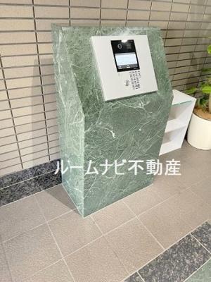 【セキュリティ】朝日上野マンション