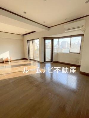 【居間・リビング】朝日上野マンション