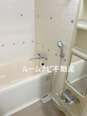 【浴室】朝日上野マンション