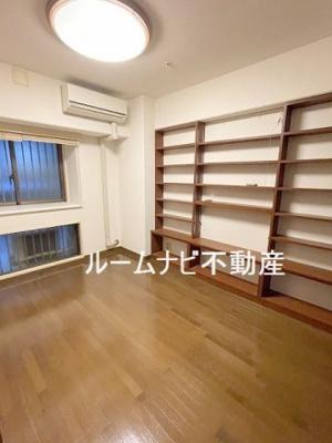【寝室】朝日上野マンション