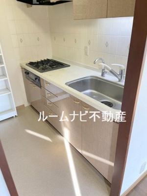 【キッチン】朝日上野マンション