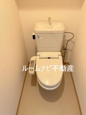 【トイレ】朝日上野マンション