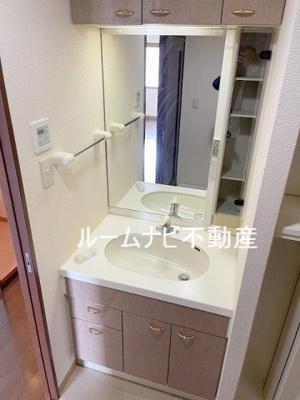 【独立洗面台】朝日上野マンション