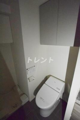 【トイレ】パークハビオ平河町
