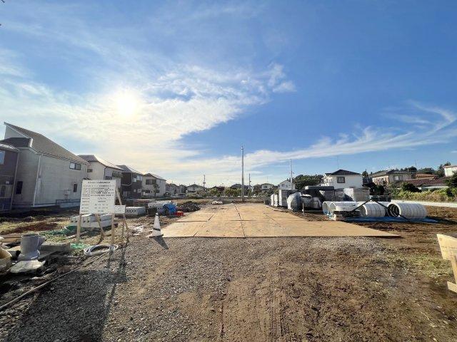 <全13区画>穏やかな住環境の開発分譲地 瀬谷区阿久和西3丁目の画像