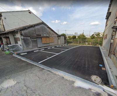 【外観】豊南町東4第二駐車場