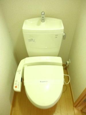 バス・トイレは完全個別です。