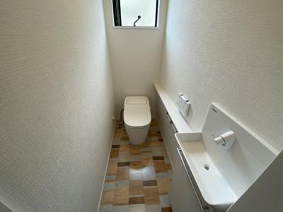 【トイレ】【建売シリーズ】玉名市山田 2階建て