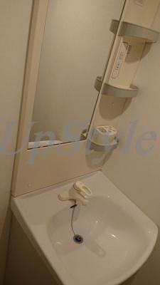 【洗面所】ル・リオン上野ステーションコート