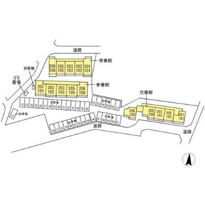 【区画図】雅壱番館