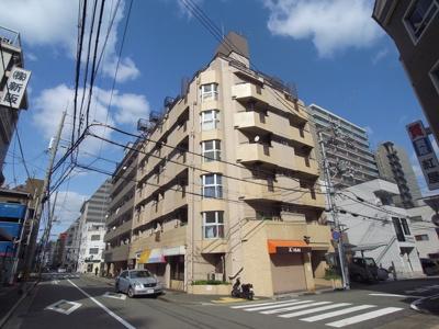 【外観】ジーエスハイム高速神戸