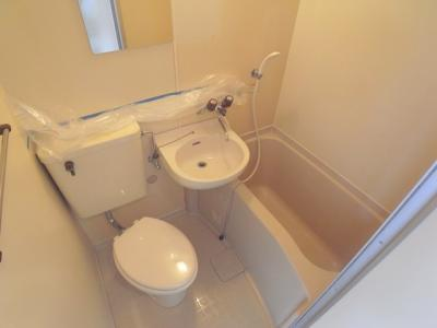 【浴室】ジーエスハイム高速神戸