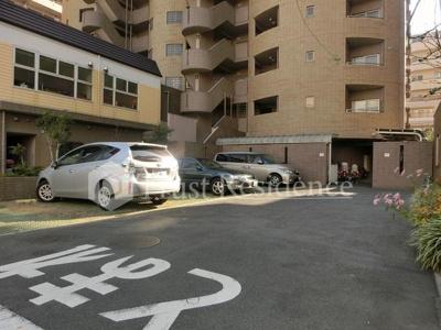 【駐車場】メゾン・シャルム