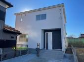 久喜市栗橋東2期 新築一戸建て 02 リーブルガーデン の画像