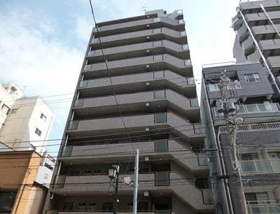【外観】メゾン・ド・ヴィレ本駒込