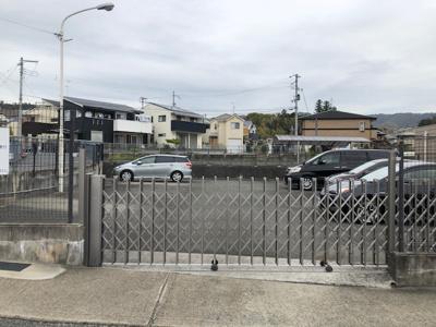 【外観】ゲート式西村ガレージ